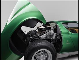 Lamborghini Miura_Motore