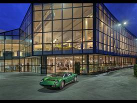 Lamborghini Miura, Lamborghini Museum