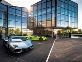 Museo Lamborghini - esterno