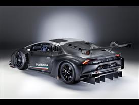 Huracan GT3-3-4 rear