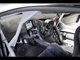 Huracan GT3-Cockpit