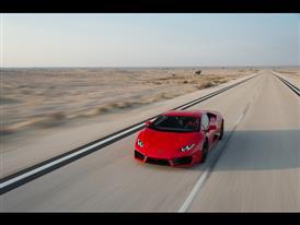 Lamborghini Huracán LP 580-2 - DRIVER'S HIGH 21