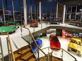 Automobili Lamborghini inaugura il suo nuovo Museo e dà avvio al Tour per i 50 anni della Miura