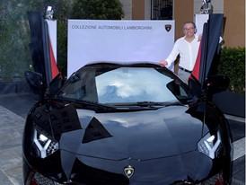 Stefano Domenicali Collezione Automobili Lamborghini SS2017