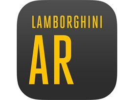 Lamborghini AR app