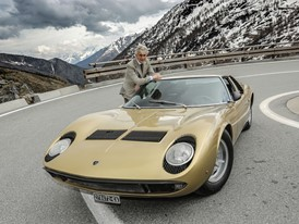 Gandini and the gold Miura