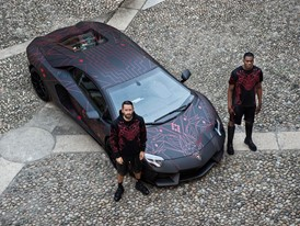 County of Milan e Collezione Automobili Lamborghini 2