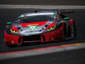 Prima storica vittoria di Lamborghini nel campionato IMSA WeatherTech SportsCar con Ia Huracan GT3