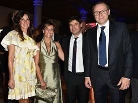116 Silvia Colombo;Francesca Usai;Fedele Usai;Stefano Domenicali DAN 5703