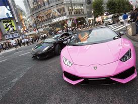 Lamborghini Day, Tokyo 2016 (7)