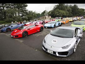 Lamborghini Day, Tokyo 2016 (5)