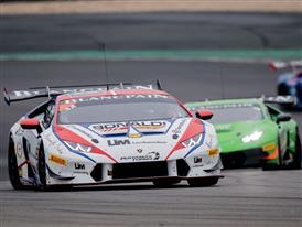 First Win For Martin Kodric In The Lamborghini Blancpain Super Trofeo At The Nurburgring