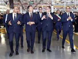 R. Niccoli, M. Renzi, U. Tossini, S. Domenicali and F. Foschini
