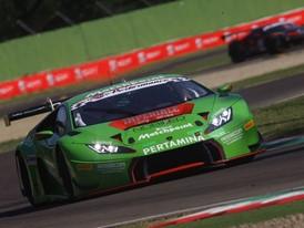 Vittoria a Imola nel Campionato Italiano GT per la Lamborghini Huracán GT3 di Imperiale Racing