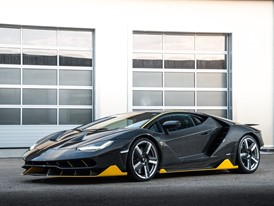 Lamborghini Centenario NTC 1