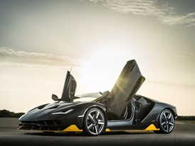 Lamborghini Centenario NTC 6