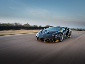 Lamborghini Centenario NTC 50