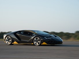 Lamborghini Centenario NTC 66