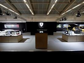 Lamborghini at 2016 Salone Auto e Moto d'Epoca