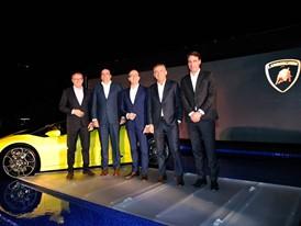Lamborghini Executives