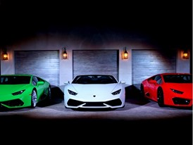 Huracan Tricolore