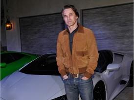 Actor Olivier Martinez