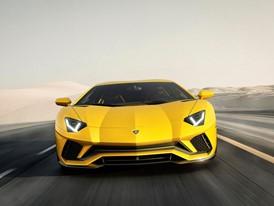 Aventador S Desert Front 03