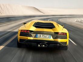 Aventador S Desert Rear 05