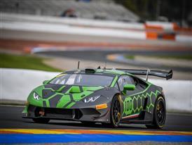Prende il via da Abu Dhabi Ia prima edizione del Lamborghini Super Trofeo Middle East