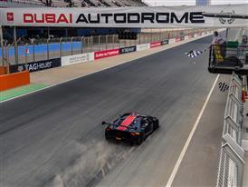 Breukers e Jefferies si impongono nuovamente  nel Lamborghini Super Trofeo Middle East