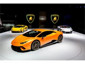 New Lamborghini Huracán Performante at the 2017 Geneva Motor Show