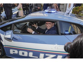 S. Domenicali su Huracán Polizia