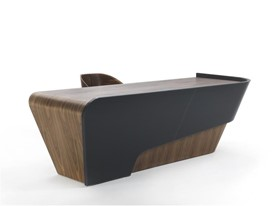 KLIP Desk - White
