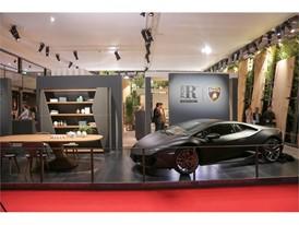 Lamborghini and Riva 1920 at Salone del Mobile 2017 2