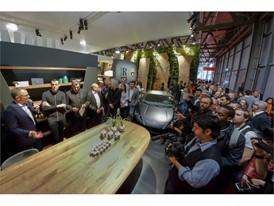 Lamborghini and Riva 1920 at Salone del Mobile 2017 4