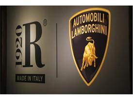 Lamborghini and Riva 1920 at Salone del Mobile 2017 5