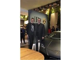 Lamborghini and Riva 1920 at Salone del Mobile 2017 19