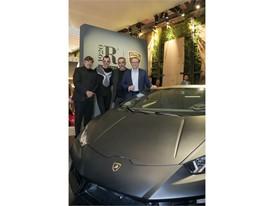 Lamborghini and Riva 1920 at Salone del Mobile 2017 23