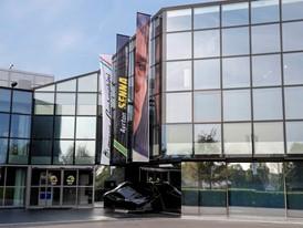 Mostra Senna Museo Lamborghini 29