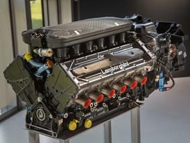 Mostra Senna Museo Lamborghini 25