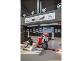 Mostra Senna Museo Lamborghini 23