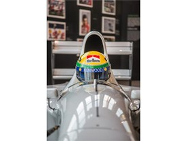 Mostra Senna Museo Lamborghini 17