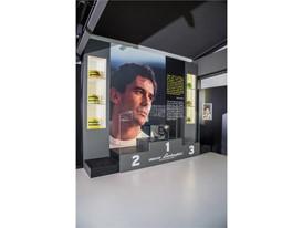 Mostra Senna Museo Lamborghini 15