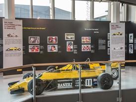 Mostra Senna Museo Lamborghini 12