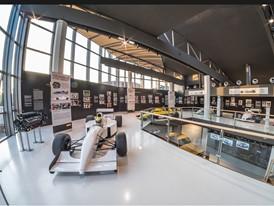 Mostra Senna Museo Lamborghini 11