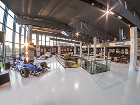 Mostra Senna Museo Lamborghini 10