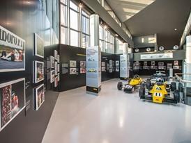 Mostra Senna Museo Lamborghini 09