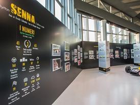 Mostra Senna Museo Lamborghini 08