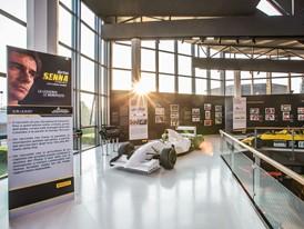 Mostra Senna Museo Lamborghini 05