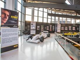 Mostra Senna Museo Lamborghini 04